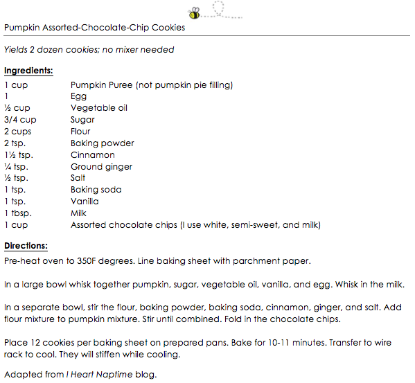 Pumpkin Assorted Chocolate Chip Cookies snippet.png